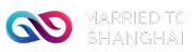 Married To Shanghai Logo